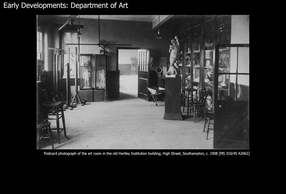 Image #4: Hartley Institution Art Room