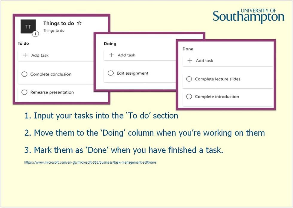 Time management guide - slide 7