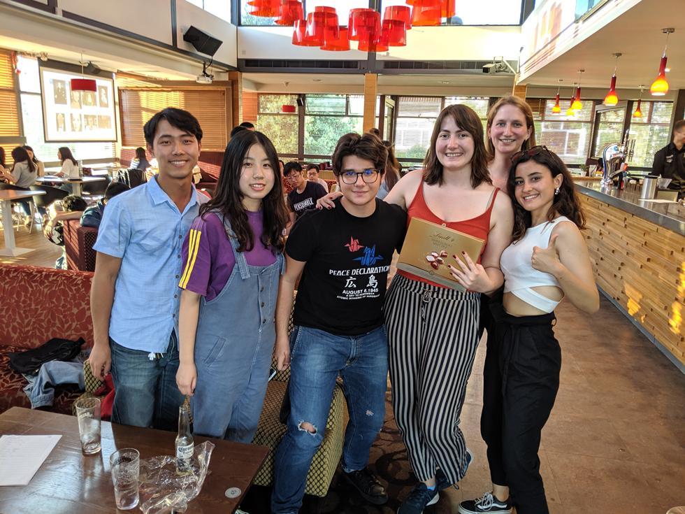 Meet students from across the world