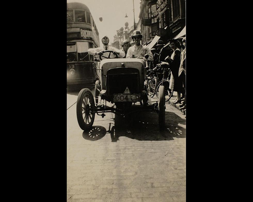 Student life: Rag, 1926