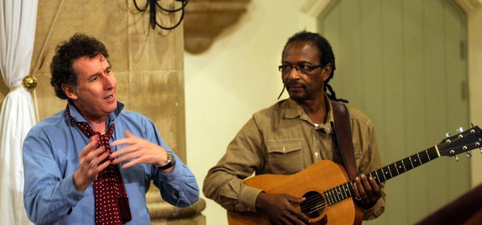Harvey Brough and Ben Okafor, University of Southampton Voices
