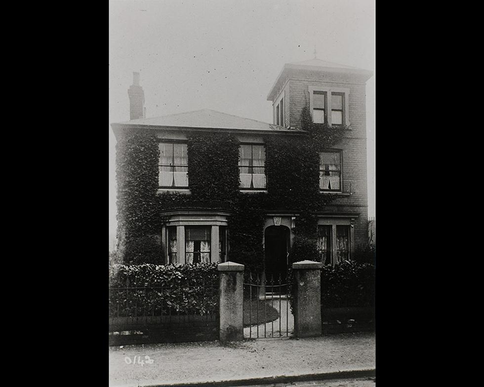 Student accommodation: Roberts Road women's hostel, 1908-10