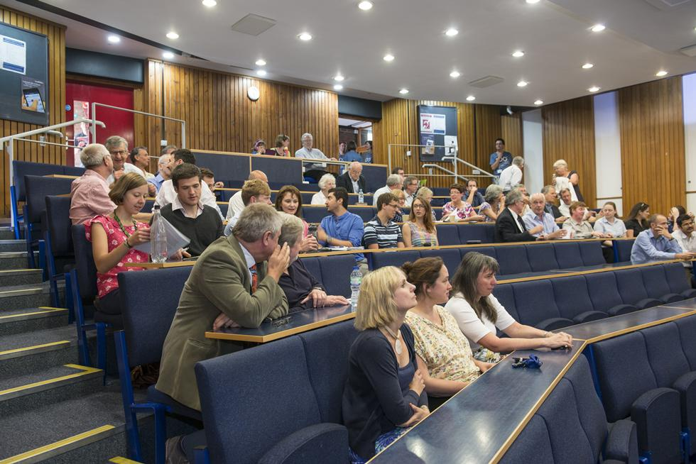 Guests for academic lectures