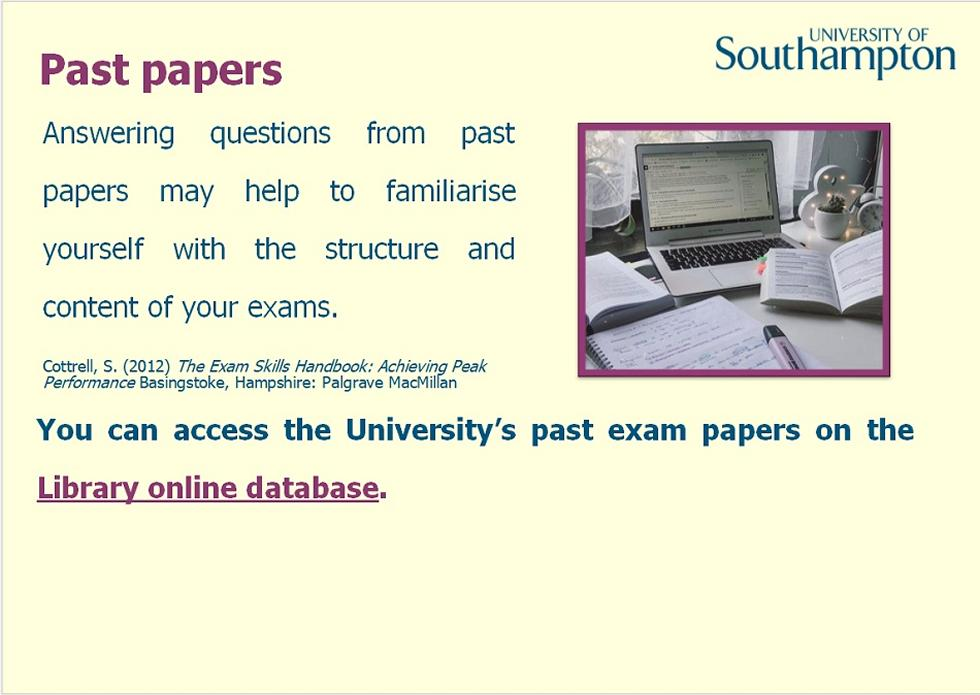 Revision and memory guide - Slide 18