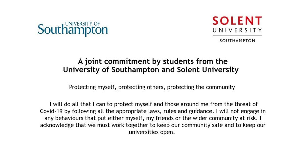 Joint student commitment