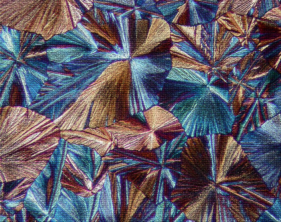 Copper Crystals - Verity Nye