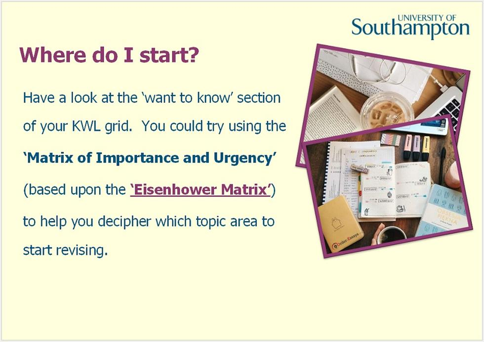 Revision and memory guide - Slide 5