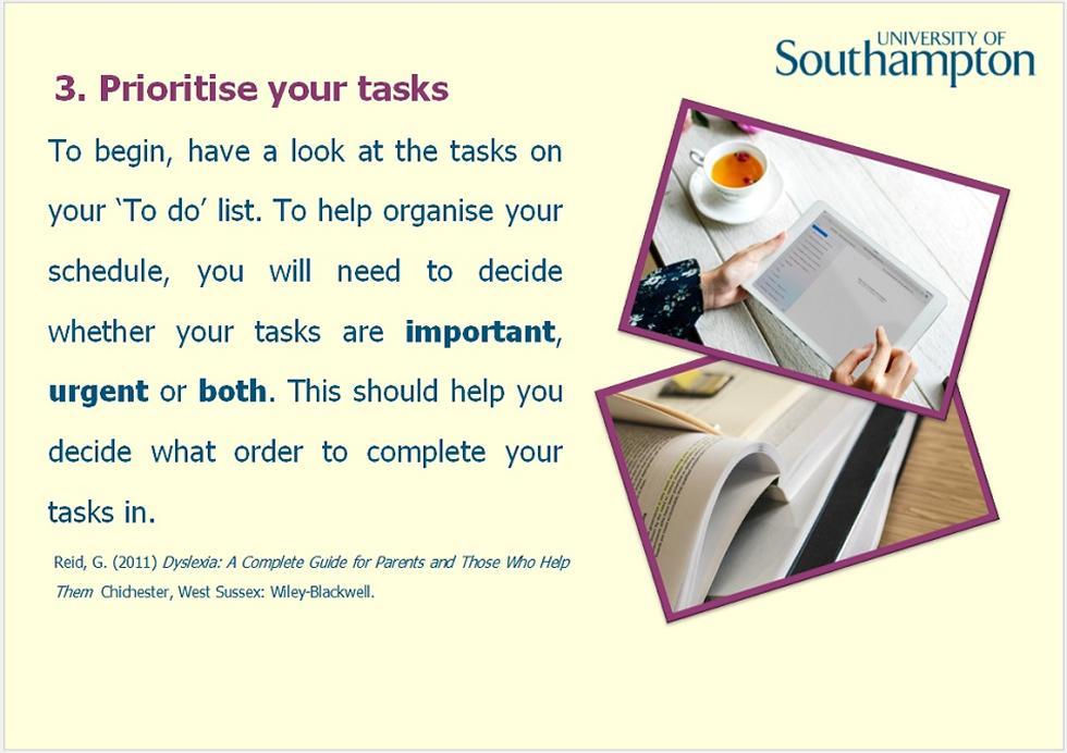 Time management guide - slide 9