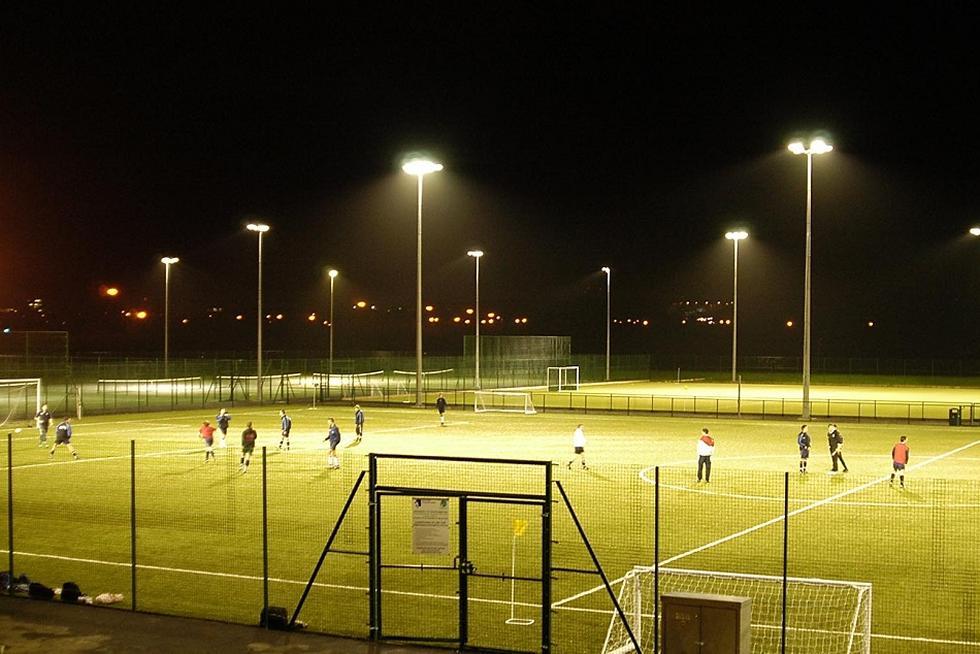 Wide Lane football facility