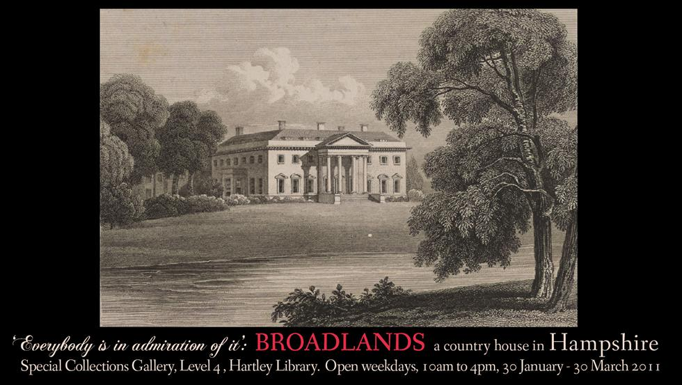 Broadlands exhibition screen 4