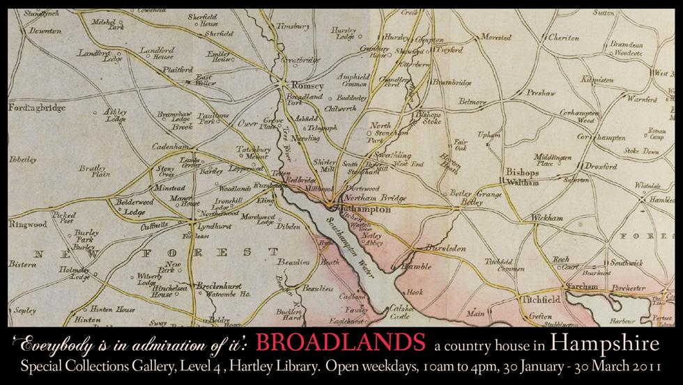 Broadlands exhibition screen 2