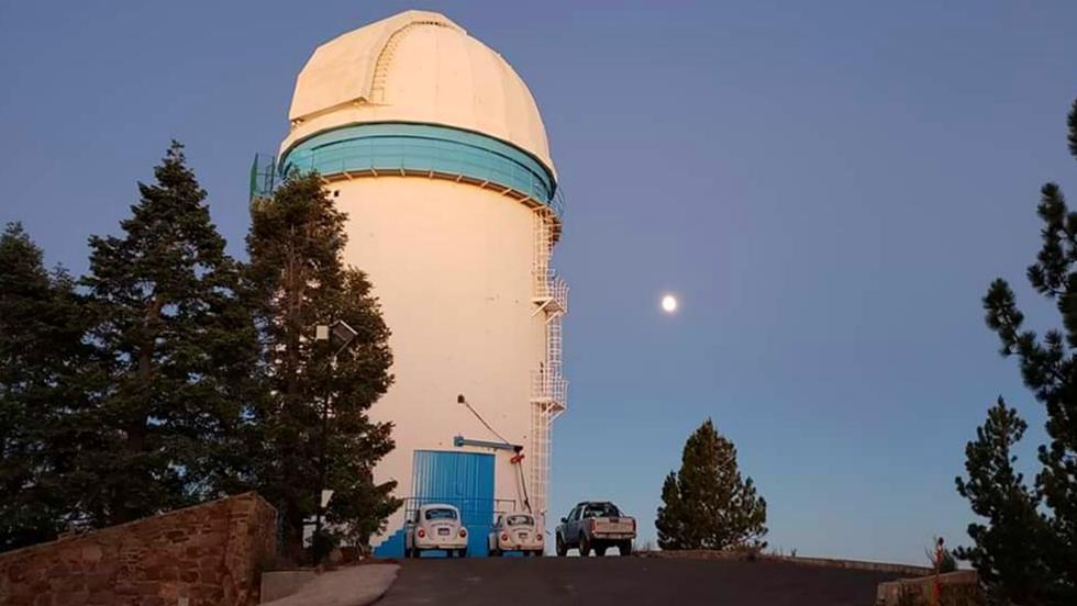 san pedro martir observatory