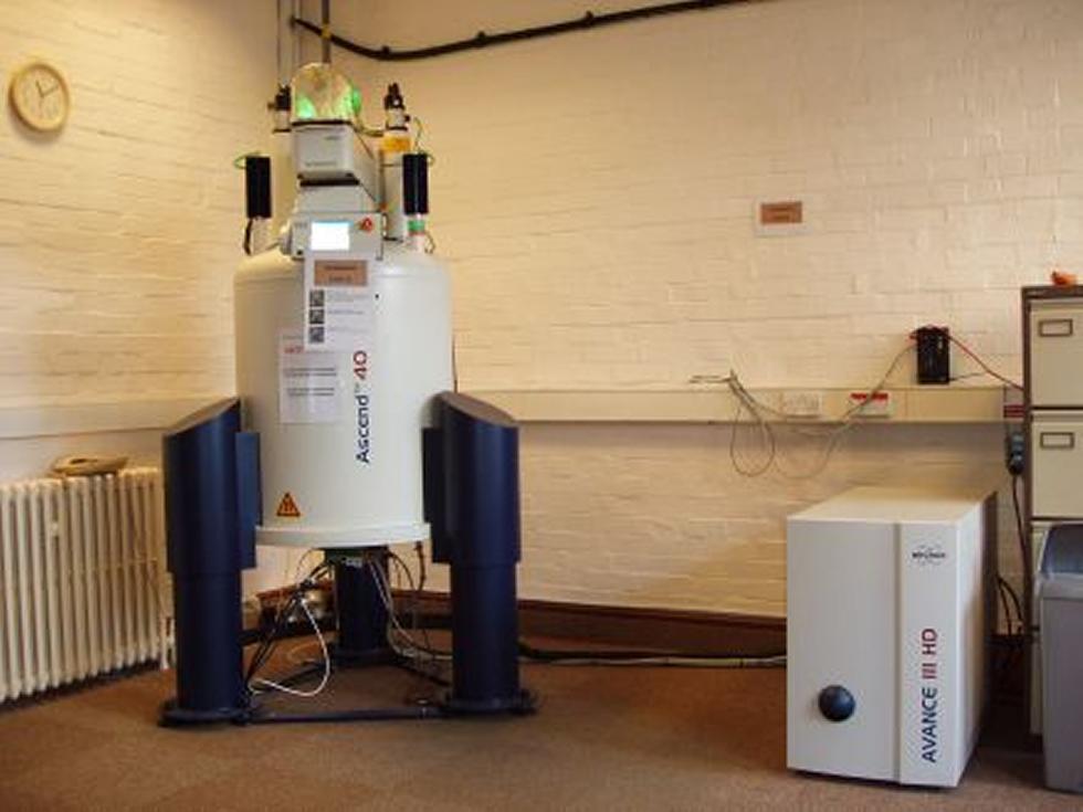 AVIIIHD400 FT-NMR Spectrometer