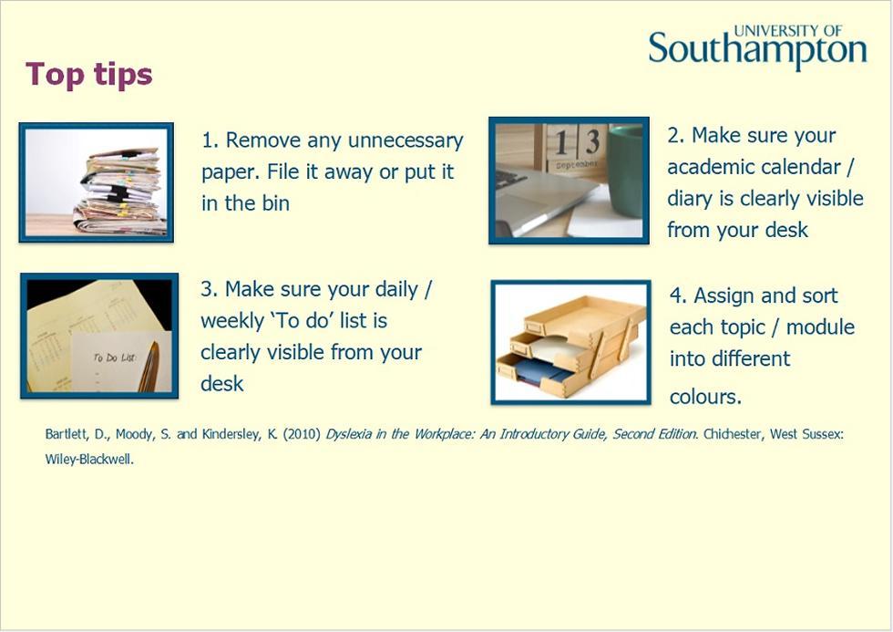 Time management guide - slide 4