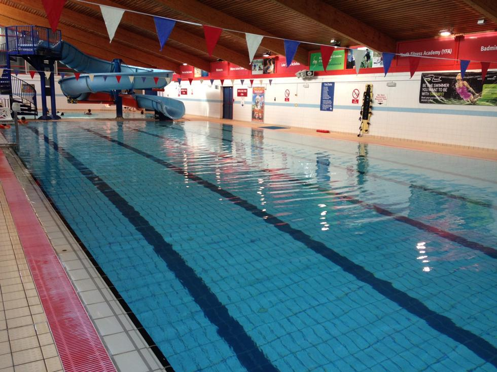The Pool at Bitterne Leisure Centre