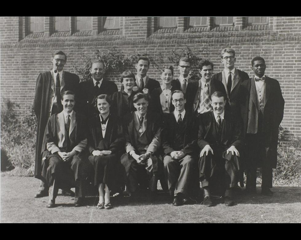 Student life: Student Council, 1954-5