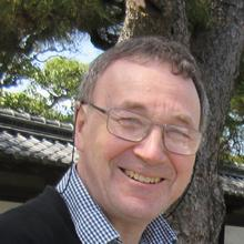 Thumbnail photo of Professor Chris Woolgar