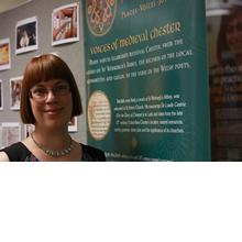Thumbnail photo of Professor Catherine Clarke