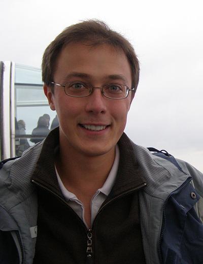 Professor Ilya Kuprov's photo