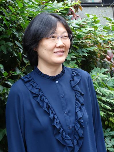 Dr Min Qin's photo