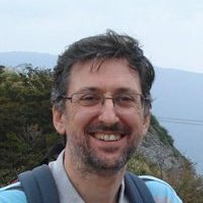 Professor David Thompson's photo