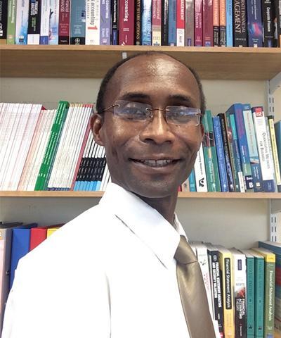 Dr John Kalimilo Malagila's photo