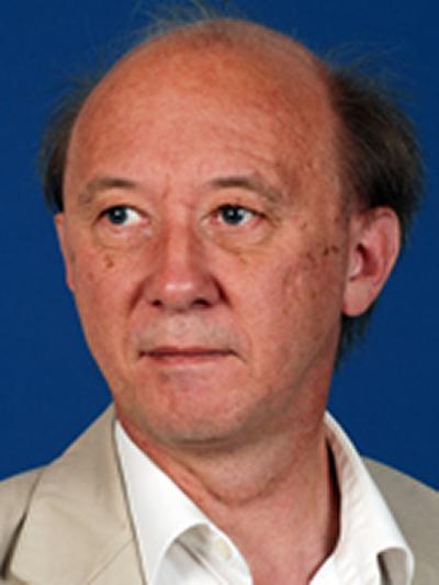 Professor Ian Talbot's photo