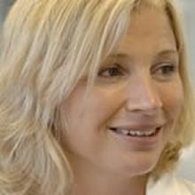 Thumbnail photo of Professor Lucy Mazdon