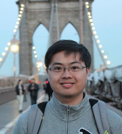 Mr Shengjie Lai's photo