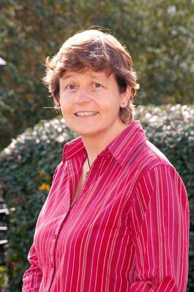 Professor Vicky Hosegood's photo