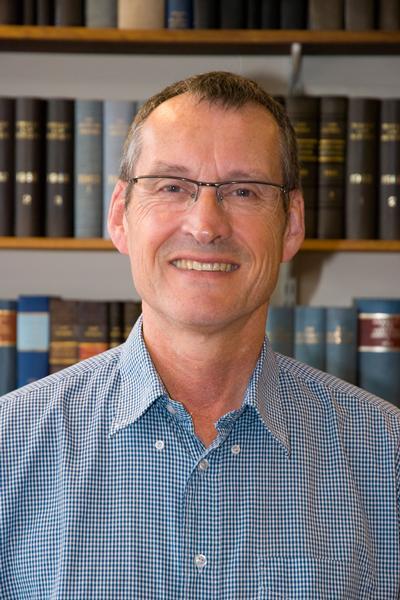 Professor Stephen Saxby's photo