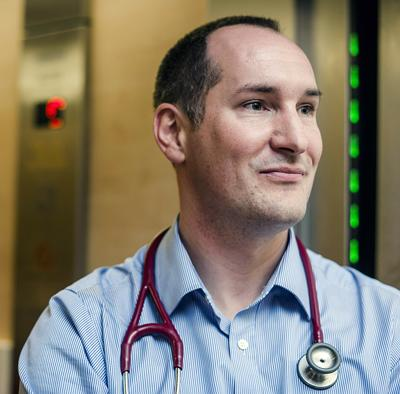 Dr Chris Grainge's photo