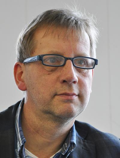 Professor Sybren Drijfhout's photo