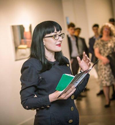 Dr Sarah Hayden's photo