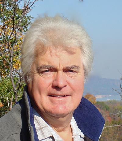 Professor John Shepherd's photo