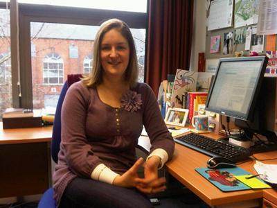 Mrs Victoria Rowe's photo