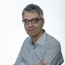 Thumbnail photo of Professor Christophe Mues
