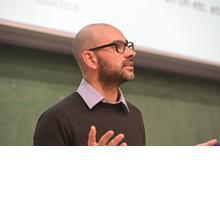 Thumbnail photo of Professor David Gurnham
