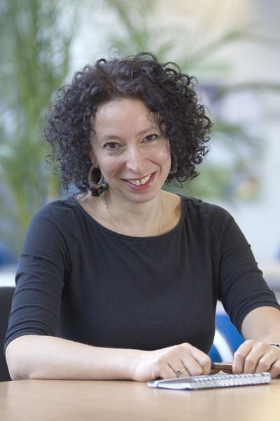 Professor Joanna Sofaer's photo
