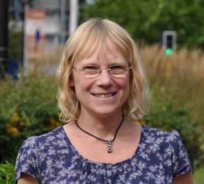 Professor Lucy Yardley's photo