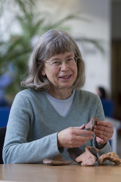 Dr Elaine Morris's photo