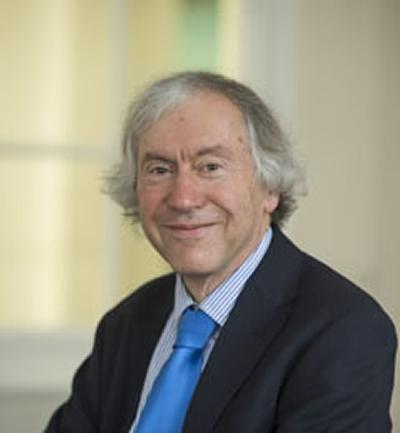 Professor G.W. Bernard's photo
