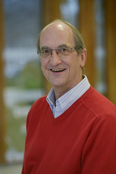 Professor John A Allen's photo