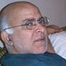Thumbnail photo of Professor Aamer Hussein