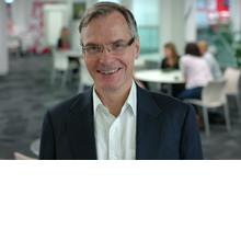 Thumbnail photo of Professor Mark Hanson