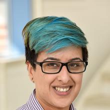 Thumbnail photo of Professor Syma Khalid