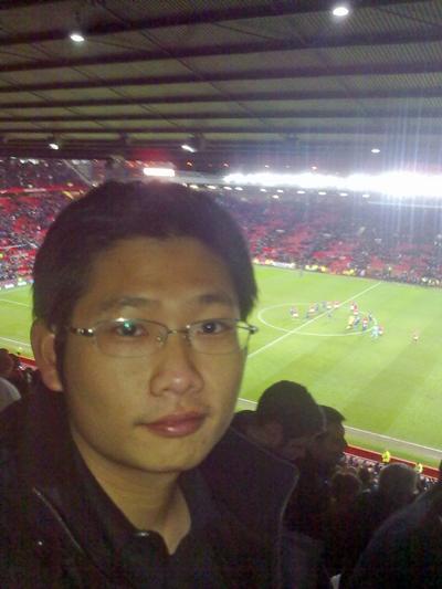 Mr Junqing Fan's photo
