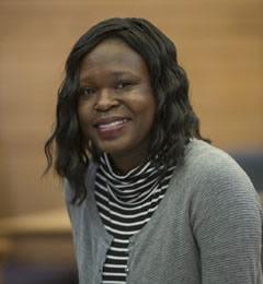 Ms Eunice Akullo