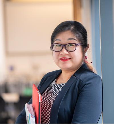 Dr Yuanyuan Yin's photo