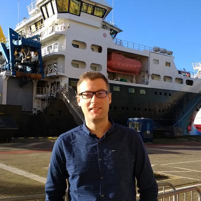 Dr Matthew Loxham's photo